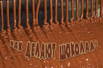 оборудование в производстве шоколада
