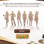 Шуточный тест выявит вашу зависимость от шоколада