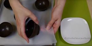 чашка из шоколада своими руками