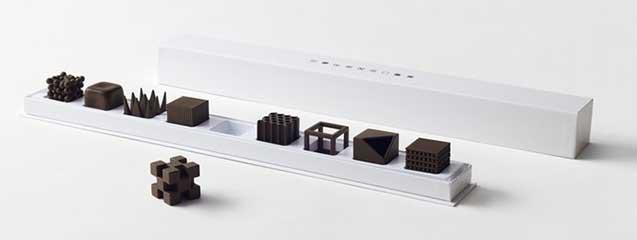 форма шоколада